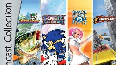 Dreamcast Collection. Estos cuatro títulos formarán su primera edición