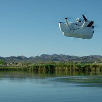 Ya está aquí 'Flyer', el vehículo volador eléctrico en el que Larry Page invirtió 100 millones de dólares