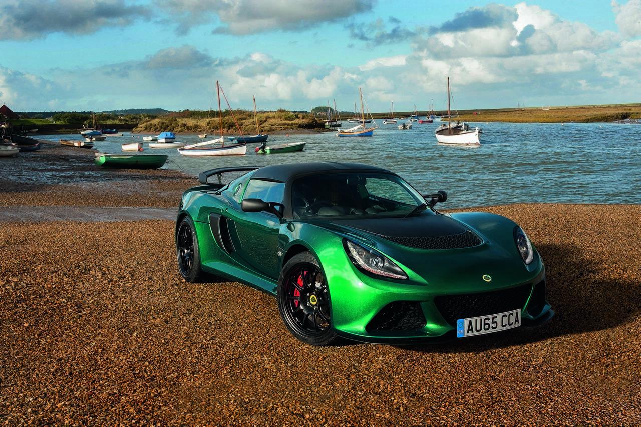 Foto de Lotus Exige Sport 350 (20/21)