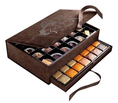 Para los amantes del chocolate, esta Navidad regala Godiva