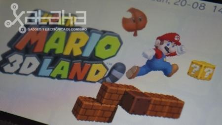 Pixeles en la Nintendo 3DS XL