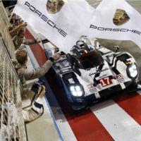 Webber, Bernhard y Hartley, campeones del mundo de resistencia con Porsche