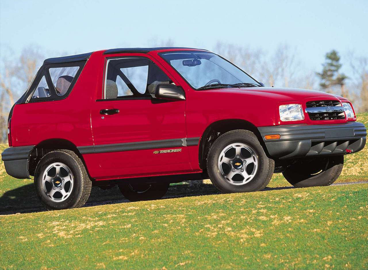 Foto de Chevrolet Tracker (4/14)