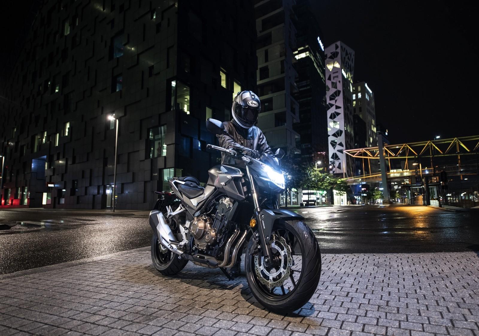 Foto de Honda CB500F 2019 (11/51)