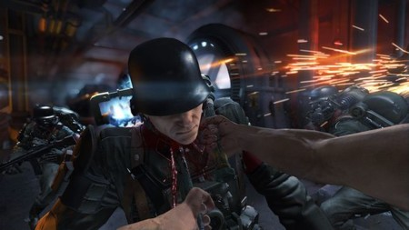 ¿Quién no querría ver a nazis borrachos cantando en Wolfenstein: The Old Blood?