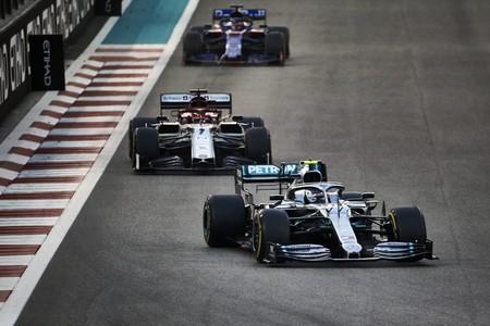 Bottas Abu Dabi F1 2019