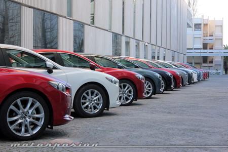 Mazda6 2013 Sedán y Wagon