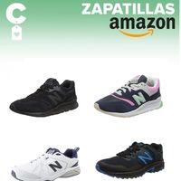 Chollos en tallas sueltas de zapatillas New Balance en Amazon por menos de 35 euros