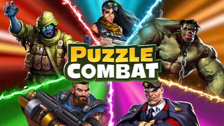 'Puzzle Combat' llega a iPhone y Android: lo último de Zynga es un juego de rol al estilo 'Candy Crush'
