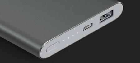 Xiaomi se atreve ahora con una batería de 10.000 mAh con USB tipo C por 20 euros