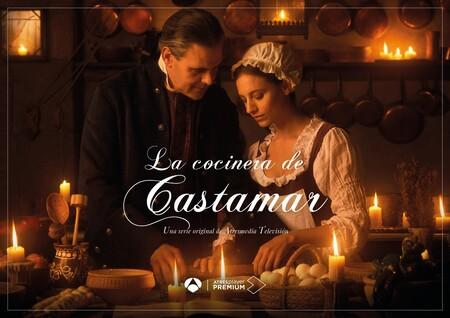 La cocinera de Castamar: la nueva serie de época de Netflix que te transportará a una cocina del siglo XVIII