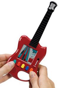 La maquinita de 'Guitar Hero'