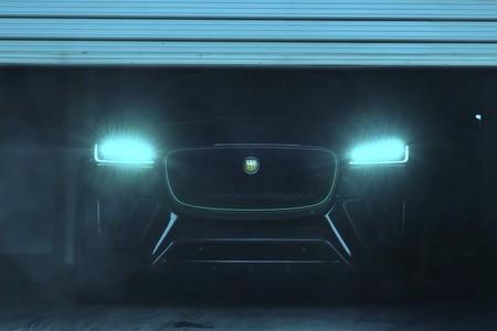 Lister Stealth Jaguar F Pace
