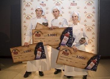 Los platos finalistas del concurso Zoco