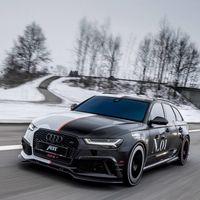El nuevo Audi RS 6 Avant de Jon Olsson se llama Project Phoenix y es obra de ABT