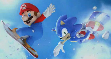 'Mario & Sonic at the Olympic Winter Games' entra en escena