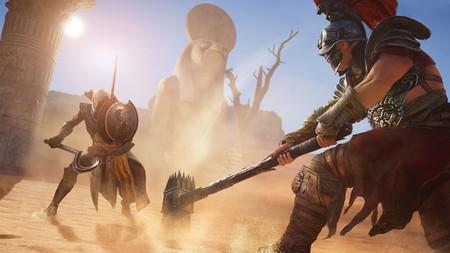 Assassin's Creed Origins se podrá jugar gratis durante este fin de semana en Uplay