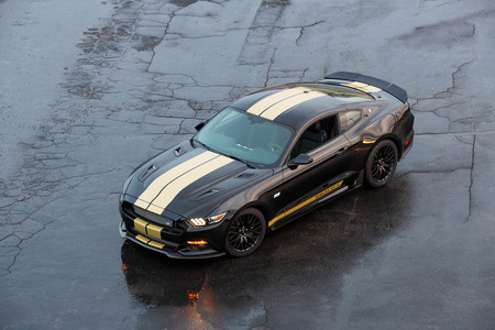 Shelby Gt H 2016