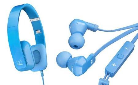 Nuevos auriculares de Nokia y Monster