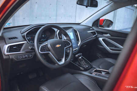 Chevrolet Captiva Prueba De Manejo Mexico Opiniones Resena Fotos 33