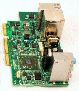Xi3 Chromium PC card