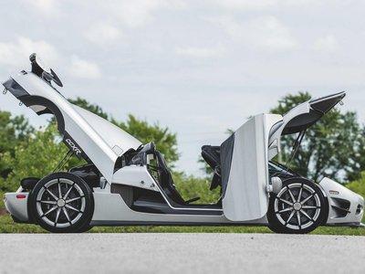 Floyd Mayweather vende su Koenigsegg CCXR Trevita... y no es la mayor rareza de su garaje