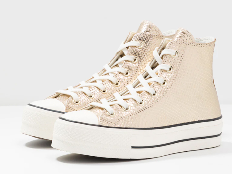 CHUCK TAYLOR ALL STAR LIFT - Zapatillas altas
