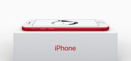 El nuevo iPhone en China no tiene nada que ver con (PRODUCT)RED, simplemente es un nuevo color