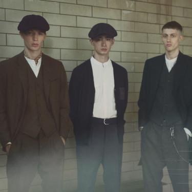 Toda la elegancia y el estilo de Peaky Blinders ahora será tuyo con su colección para Kent & Curwen