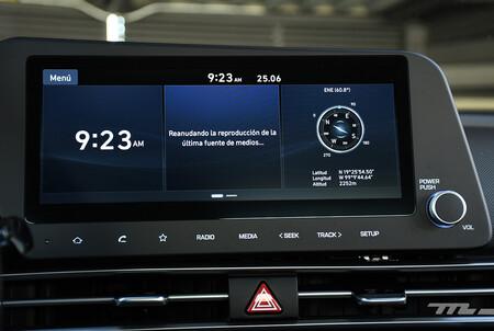 Hyundai Elantra 2022 Opiniones Prueba Mexico 19