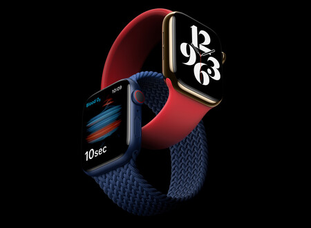 Apple Watch Series 6 nuevo