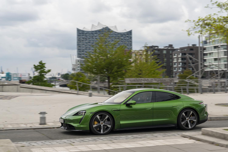Foto de Porsche Taycan prueba contacto (218/275)