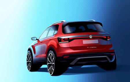 Volkswagen T-Cross, primer teaser