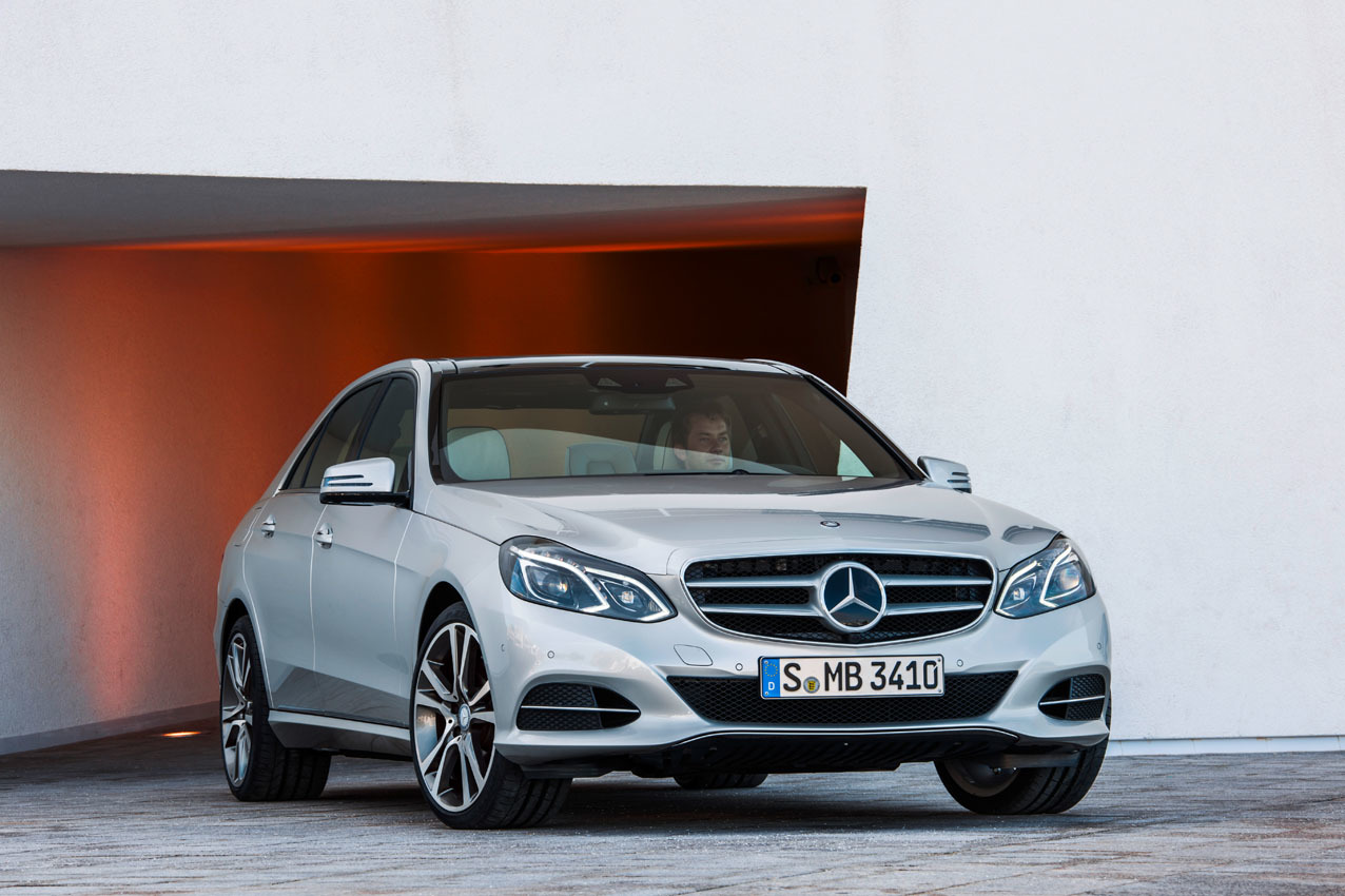 Foto de Mercedes-Benz Clase E 2013 (2/61)