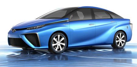 Toyota FCV Concept, rumbo a Tokio