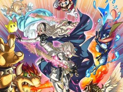 Corrin de Fire Emblem será el nuevo personaje de Super Smash Bros.