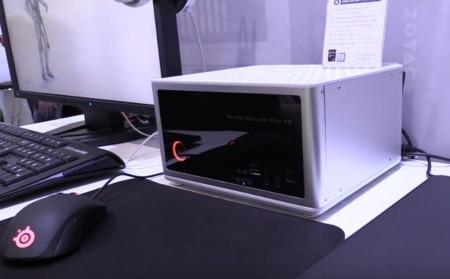 Así es Magnus EN980, el nuevo mini-PC de Zotac preparado para realidad virtual