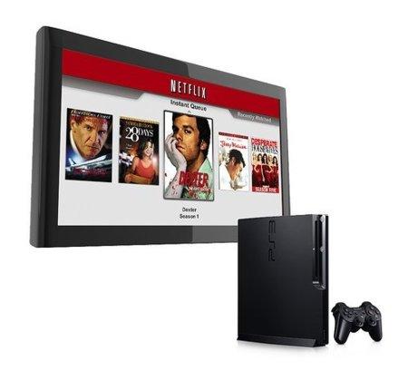 Netflix en la PS3