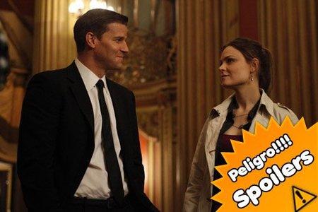 'Bones': Booth y Brennan, 100 capítulos después