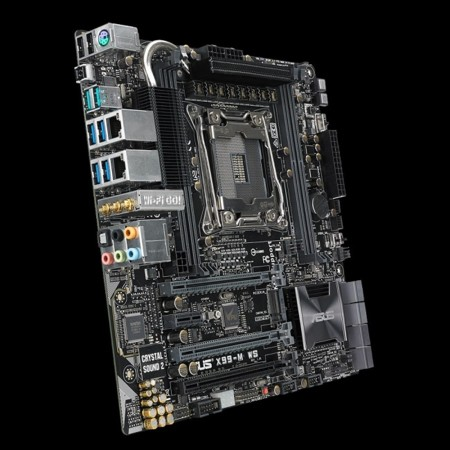 Asus X99m Ws Panelio