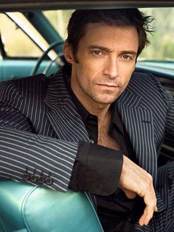 Hugh Jackman en la gran pantalla vendiendo cosméticos