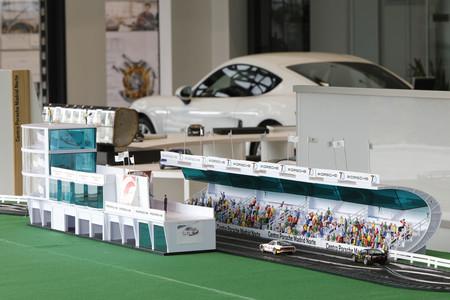 Centro Experiencias Porsche Madrid Norte