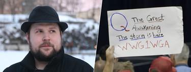 QAnon, la teoría de la conspiración de moda en EEUU, gana notoriedad. Gracias al creador de Minecraft
