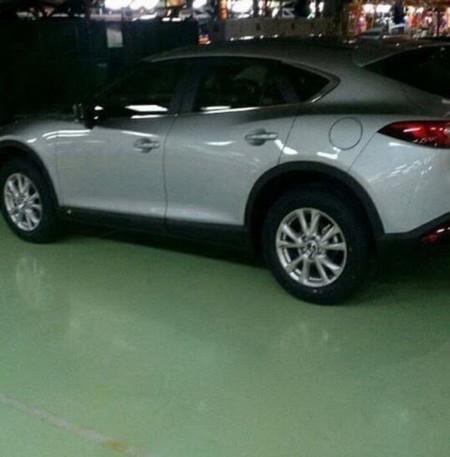 Mazda Cx 6 2