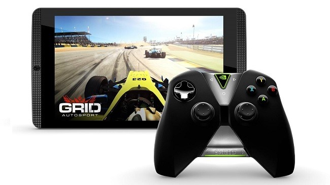 Shield Tablet K1 Built For Gamers