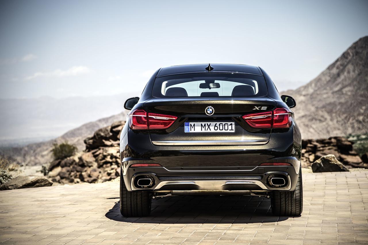 Foto de BMW X6 2014 (69/96)