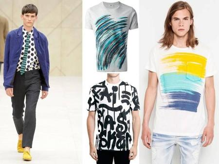 Menwear prints for summer