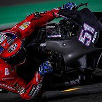 La última ocurrencia aerodinámica de Ducati: están probando un transportador de flujo en los test de MotoGP
