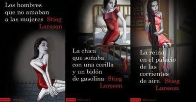 La trilogía de Stieg Larsson lo más vendido del 2009