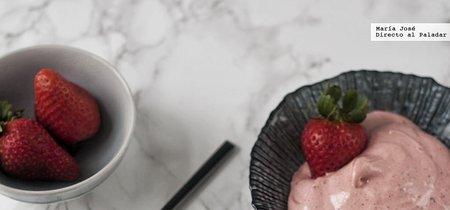 ¿Tienes Thermomix? Esta receta de mousse ligera de frutos rojos te encantará